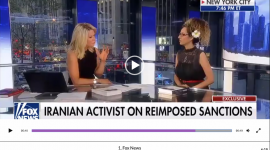 Fox News: Iranian activist speaks out about treatment of women in Iran