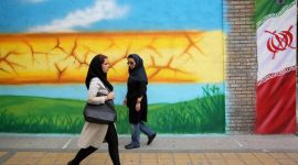 The Mullahs' Biggest Fear: Iranian Women