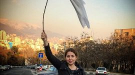 Iran's Basij promised to butcher me for fighting compulsory hijab
