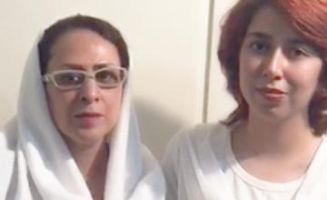 Saba Kordafshari's Mother Calls out Judge for 24-Yr Jail Term
