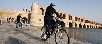 Islamic Republic Again Bans Women from Riding Bicycles
