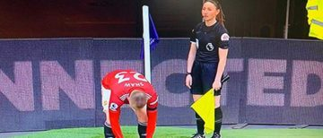 Iranian TV Cuts Away from Live Man Utd-Spurs Game because of woman referee