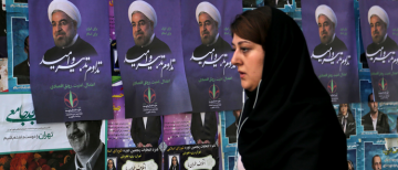 After eight years as Iran's president, what is Rouhani's record on women's rights?